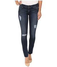 Hudson Collin Skinny In Anchor Light 2 Anchor Light 2 Women's Jeans White