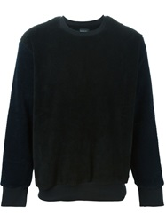 Christopher Raeburn Crew Neck Sweatshirt Black