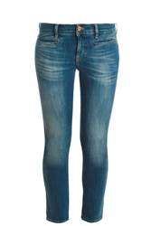 Mih Jeans Paris Cropped Jeans