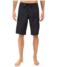 Quiksilver Manic 22 Boardshorts Black Men's Swimwear