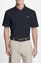 Men's Cutter And Buck 'San Diego Chargers Genre' Drytec Moisture Wicking Polo