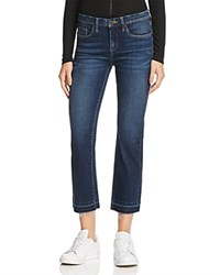 Blank Nyc Blanknyc Crop Flare Jeans In The Real F