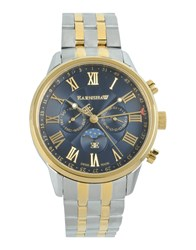 Earnshaw Timepieces Wrist Watches Men Gold