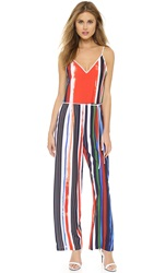 Clover Canyon Painted Horizon Jumpsuit Multi