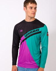 Umbro By Kim Jones Umbro Pro Training Spartak Long Sleeve T Shirt Multi Black