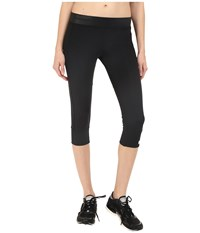 Adidas By Stella Mccartney The Performance 3 4 Tights Ai8369 Black Women's Casual Pants