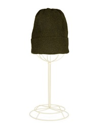 Wooden Ships Montreal Rib Beanie Ivy
