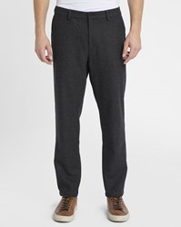 Gant Grey Wooly Trousers