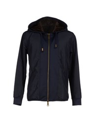 Jijil Coats And Jackets Jackets Men Dark Blue