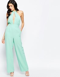 Forever Unique Jojo Jumpsuit Mint