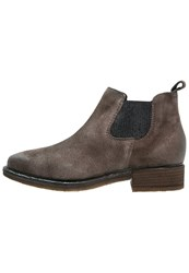 Mjus Ankle Boots Pepe Taupe