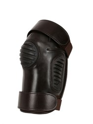 La Martina Leather And Rubber Polo Knee Pads