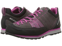 Scarpa Crux Mid Grey Dahlia Women's Shoes Black