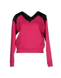 Cycle Sweatshirts Fuchsia