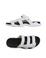Collection Priv E Footwear Sandals Men White