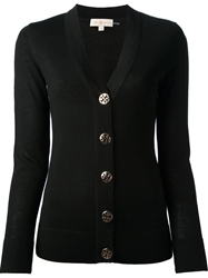 Tory Burch 'Simone' Cardigan Black