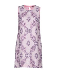 Juicy Couture Dresses Short Dresses Women Pink