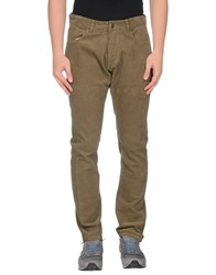 Officine Generale Trousers Casual Trousers Men Military Green