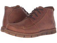 Born Neuman Etiope Men's Lace Up Casual Shoes Tan