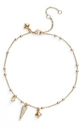 Women's Rebecca Minkoff Charm Anklet