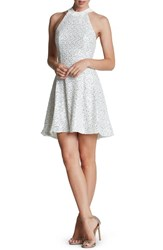 Women's Dress The Population 'Anni' Sequin Minidress
