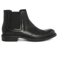 G Star Black Warth Tip Toe Lined Boots