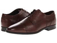 Florsheim Jet Cap Toe Oxford Brown Men's Lace Up Cap Toe Shoes