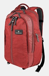 Victorinox Swiss Armyr Men's Army 'Altmont' Backpack Red
