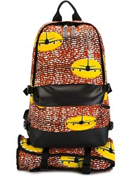 Eastpak 'Limited Edition' Backpack Multicolour