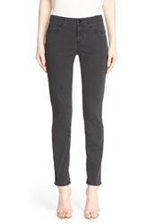 Women's Versace Collection Studded Skinny Jeans