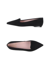 Pretty Loafers Moccasins Black