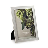 Vera Wang Wedgwood With Love Silver Photo Frame 5X7