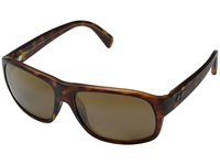 Maui Jim Free Dive Matte Tortoise Hcl Bronze Fashion Sunglasses Mahogany