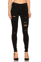 A Gold E Sophie High Rise Skinny Moonstruck