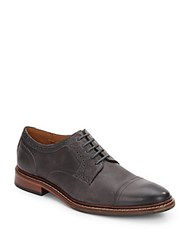 Cole Haan Williams Leather Oxfords Sea Otter