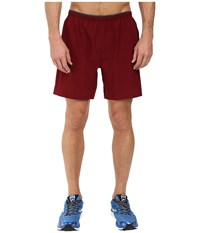 Brooks Sherpa 7 2 In 1 Shorts Root Men's Shorts Brown