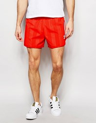 Adidas Originals Retro Shorts Aj6934 Red