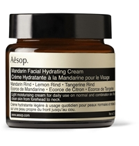 Aesop Mandarin Facial Hydrating Cream 60Ml White