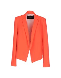 Tara Jarmon Suits And Jackets Blazers Women Coral