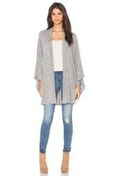 Riller And Fount Lauren Cardigan Gray