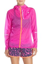 Women's New Balance 'Lite' Packable Windbreaker Jacket