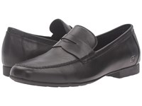 Born Dave Black Men's Slip On Shoes