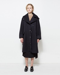 J.W.Anderson Belted Wool Trench