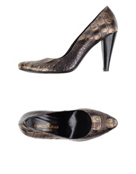 Enrico Lugani Pumps Black