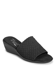 Aerosoles Cake Badder Slides Black
