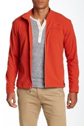 Mountain Hardwear Microchill Jacket Red