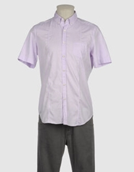 Messagerie Short Sleeve Shirts Lilac