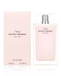 Narciso Rodriguez For Her L'eau Eau De Toilette 3.3Oz