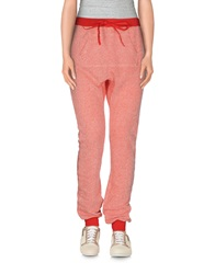 Cesare Paciotti 4Us Casual Pants Red