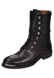 Tiger Of Sweden Joy Laceup Boots Black